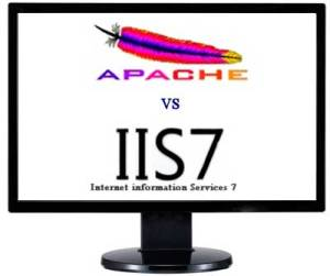 Web-server Apache vs web-server IIS